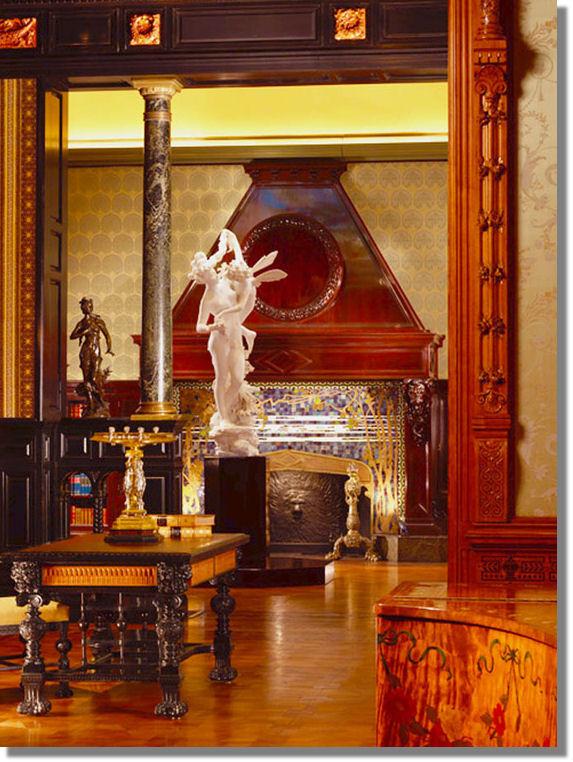 Mosaic Sitting Room Interior Design